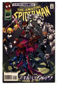 AMAZING SPIDER-MAN #409 low print run Comic Book NM-
