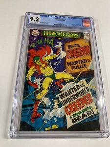 Showcase #73 CGC graded 9.2 1st appearance of Creeper