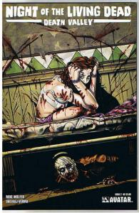 NIGHT of the LIVING DEAD Death Valley #2, NM, Zombies,2011, more NOTLD in store
