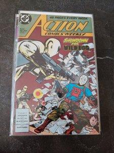 Action Comics Weekly #604 (1988)