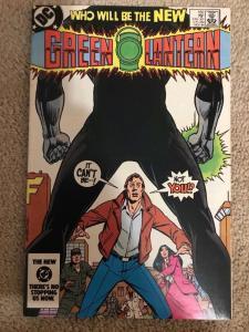 DC Green Lantern 182 * 1st John Stewart As Green Lantern *