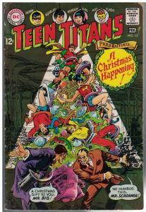 TEEN TITANS (1966) 13 GD-   February 1968