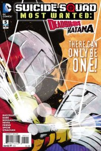 Suicide Squad Most Wanted: Deadshot & Katana #5, NM (Stock photo)