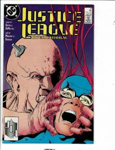 9 Justice League International DC Comics # 17 18 19 20 21 22 23 24 25 Flash CR13