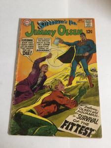 Superman's Pal Jimmy Olsen 155 Gd Good 2.0 Silver Age