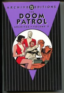 Doom Patrol Archives-Volume 2 Color Reprints-Hardcover