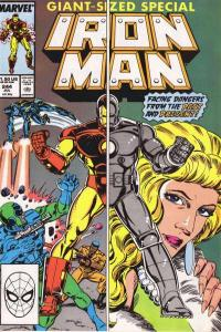 Iron Man (1968 series) #244, NM- (Stock photo)