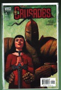 The Crusades #9 (2002)