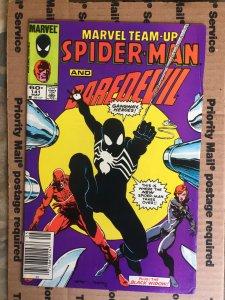 Marvel Team-Up Spider-Man And Daredevil