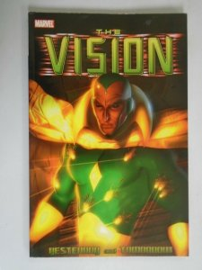 Vision Yesterday and Tomorrow TPB SC 6.0 FN (2005 1st Print)