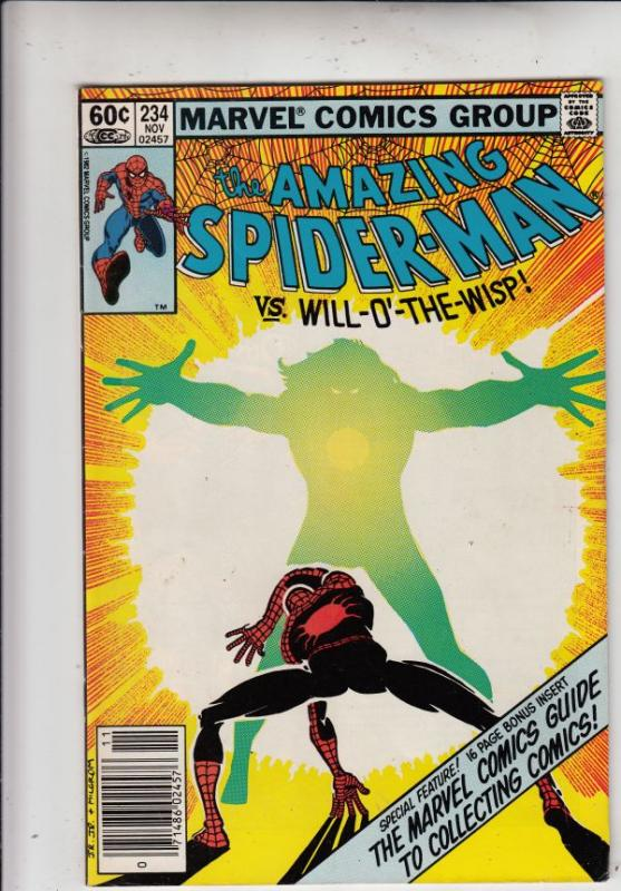 Amazing Spider-Man #234 (Nov-82) VF/NM High-Grade Spider-Man