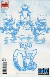 Road to Oz #2 VF/NM; Marvel | save on shipping - details inside