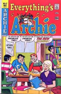 Everything's Archie #47, VG+ (Stock photo)