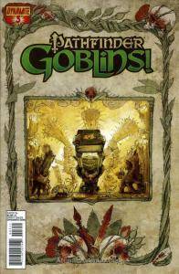 Pathfinder: Goblins! #3 VF/NM; Dynamite | save on shipping - details inside
