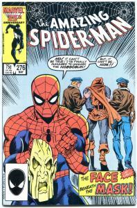 AMAZING SPIDER-MAN #276 1986-MARVEL COMICS-NM-