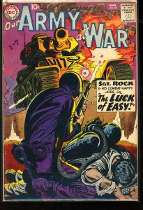 Our Army at War #92 (1960)