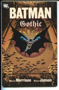Batman: Gothic-Grant Morrison-TPB-trade