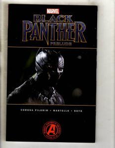 Black Panther PRELUDE TPB Marvel Comics Graphic Novel Comic Book ManApe J327