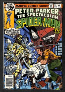 The Spectacular Spider-Man #28 (1979)
