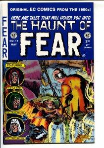 Haunt Of Fear-#11-1995-Gemstone-EC reprint