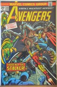 The Avengers #124 (1974)