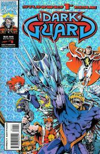 Dark Guard #1 VF/NM; Marvel UK   save on shipping - details inside