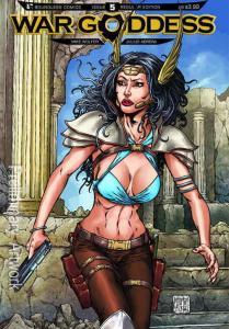 War Goddess #5 VF/NM; Boundless | save on shipping - details inside