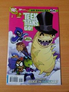 Teen Titans Go! #37 ~ NEAR MINT NM ~ (2007, DC Comics)