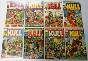 Bronze Age Kull (1st Series) Comic Lot, From:#3-31 (Last Issue)+Special 28 Diff.