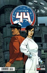 Letter 44 #28 FN; Oni Press | save on shipping - details inside