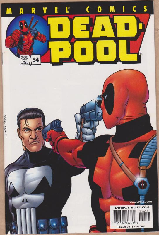 Deadpool #54
