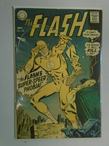 Flash #182 4.0 VG Faded cover colors (1968 1st Series)