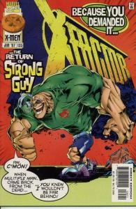X-FACTOR (1986 Marvel Comics) #135