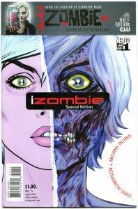 I ZOMBIE #1, VF, Special Ed, Allred, Horror, Vertigo, 2015, more in store
