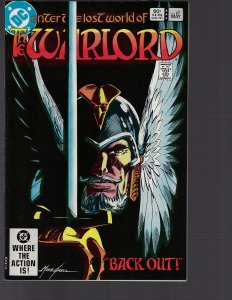 Warlord #69 (Marvel, 1982) VF/NM