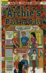 Archie's Pals 'N' Gals #159, NM- (Stock photo)
