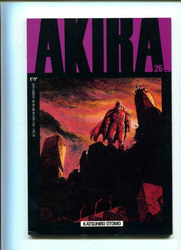 AKIRA 26 VF-