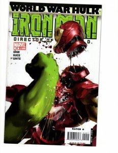 Iron Man Director Of SHIELD #12 (VF/VF+) ID#SBX2