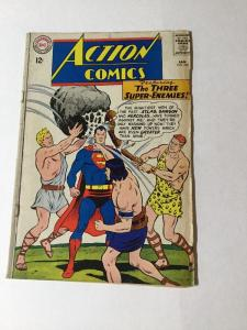 Action Comics 320 3.5 Vg- Very Good- Silver Age