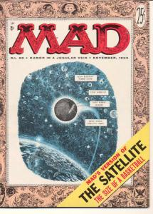 Mad (1952 series) #26, NM- (Actual scan)