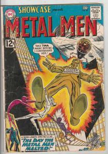 Showcase #40 (Oct-62) VG+ Affordable-Grade The Metal Men (Gold, Lead, Mercury...