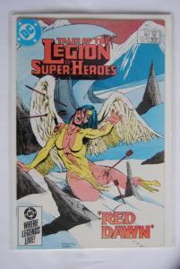 Legion of Super-Heroes 321