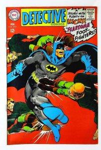 Detective Comics (1937 series) #372, Fine+ (Actual scan)