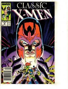10 Marvel Comics X-Men Classic 18 34 36 37 41 42 47 Excalibur 35 Micronaut + WS5