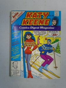Katy Keene Comics Digest #5 4.0 VF (1989 Close-Up)