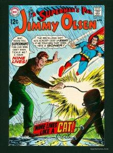 Superman's Pal Jimmy Olsen #119 NM+ 9.6 White