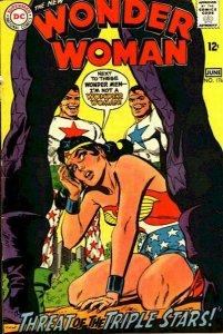 Wonder Woman #176 (ungraded) stock photo
