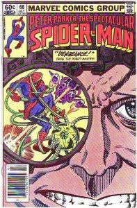 Spider-Man, Peter Parker Spectacular #68 (Jul-83) NM Super-High-Grade Spider-Man