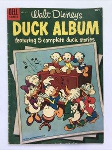 Four Color 611 - Walt Disney's Duck Album
