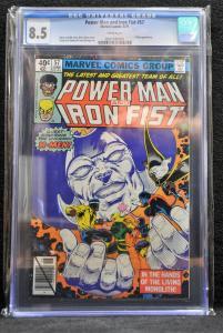 Power Man and Iron Fist #57 (Marvel, 1979) CGC 8.5